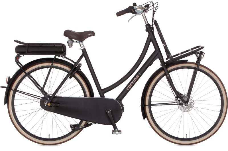 Cortina transport fiets - dames e-bike